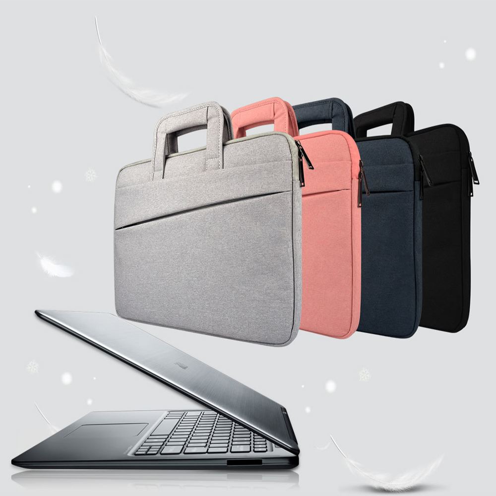 Fashion Laptop bag 11 12 13.3 14 15 15.6 inch airbag men computer bags fashion handbags Women shoulder Messenger notebook bag