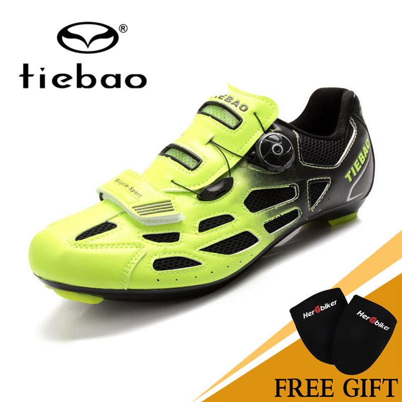 Tiebao Professional Road Shoes Rotating Screw Steel Wire With Fast Cycling Shoes Road Bike Shoes  TB16-B1259 tiebao professional road shoes rotating screw steel wire with fast cycling shoes road bike shoes tb16 b1259