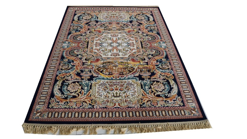 A Nice Savonnerie Style French Rug Wool Knitting Carpets Folk Carpet Turkish Runner Rugs GiftA Nice Savonnerie Style French Rug Wool Knitting Carpets Folk Carpet Turkish Runner Rugs Gift