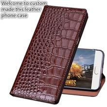 TZ04 genuine leather phone bag for Xiaomi Mi MAX 3(7.0) case 3 flip free shipping
