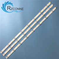 LED bande de Rétro-Éclairage 8 lampe pour KLV-32R407A KDL-32R300B KDL-32RD303 KDL-32R303C KDL-32R303B 1-889-675-12 IS4S320DNO01 LM41-00091J