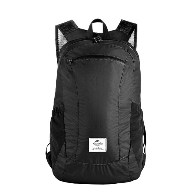 NatureHike backpack school For Girl Travel Outdoors Bags Men   Foldable Waterproof Backpack Ultralight Unisex Shoulder Straps