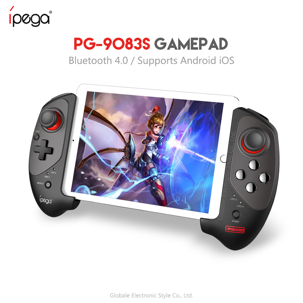 IPEGA Bluetooth Gamepad Joystick-Pad Telescopic Pg-9083s Android/win Wireless Stretch
