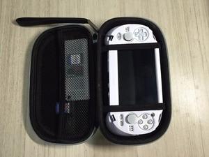 Image 4 - Жесткий защитный чехол XBERSTAR для Sony PS Vita 1000/2000, черная сумка для переноски, аксессуары для игр