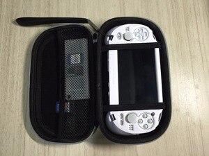 Image 4 - Xberstar 블랙 하드 보호 캐리 케이스 커버 가방 파우치 소니 ps vita 1000/2000 핸드백 슬리브 게임 액세서리
