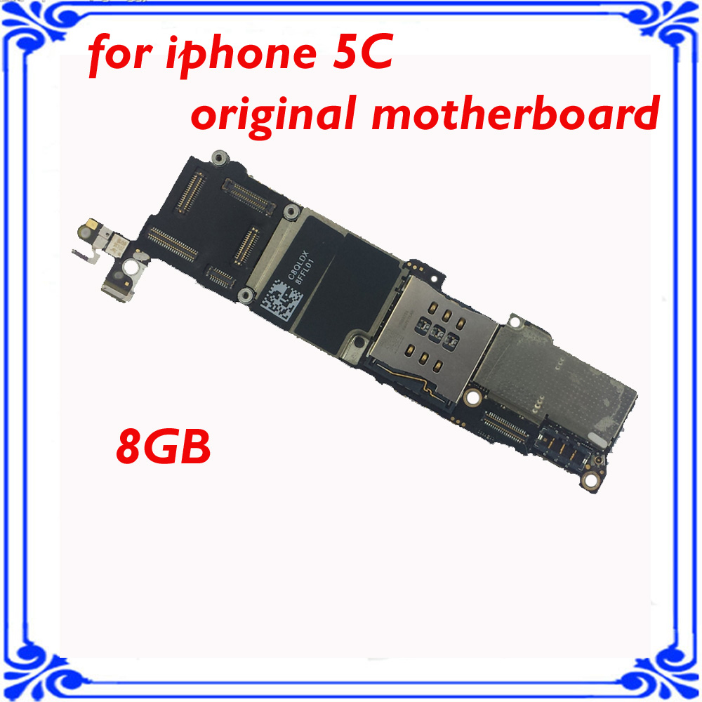 iphone 5c motherboard factory unlock plate for iphone 5c 8gb 100 original 2466