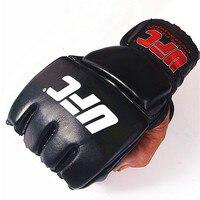 Profectional MMA כפפות שק חול אימוני לחימה קרבות כפפות כפפות Sanda אגרוף אולטימטיבי ציוד זוג לגברים מבוגרים