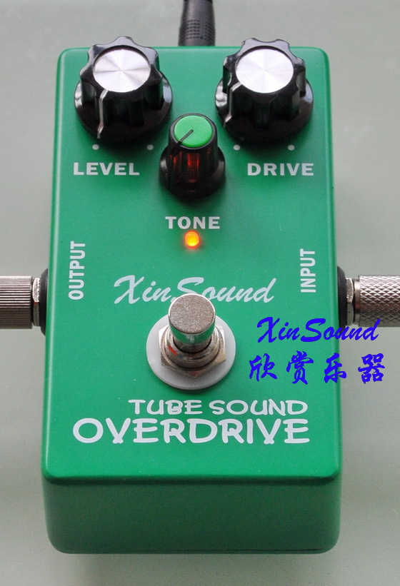 US $29 9 |Vintage FS 808 Original JRC4558D Op Amp Chip Tube Screamer  Effects and True Typass by XinSound-in Guitar Parts & Accessories from  Sports &