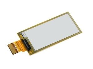Image 4 - Waveshare 212x104, 2.13 inç esnek E mürekkep ham ekran, siyah/beyaz renk, SPI arayüzü, Hiçbir PCB, Ahududu Pi için 2B/3B/Sıfır/Sıfır W