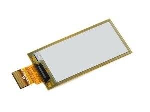 Image 4 - Waveshare encre électronique flexible, 212x104,2.13 pouces, affichage brut, couleurs noir/blanc, interface SPI, sans PCB, pour Raspberry Pi 2B/3B/Zero W
