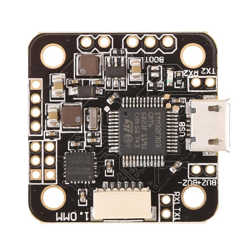 Mini F3 Flytower Flight control Integrated OSD 4 in 1 BLHeli 25A ESC Built-in 5V 1A output BEC For FPV RC Drone 20x20mm mini f4 flytower flight control integrated osd 4 in 1 esc built in 5v 1a bec support dshot for fpv rc drone