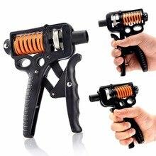 25-50 Kg Adjustable Hand Grip Strengthener Trainer Hand Gym Power Exerciser Gripper Increasing Wrist Forearm Finger Strength