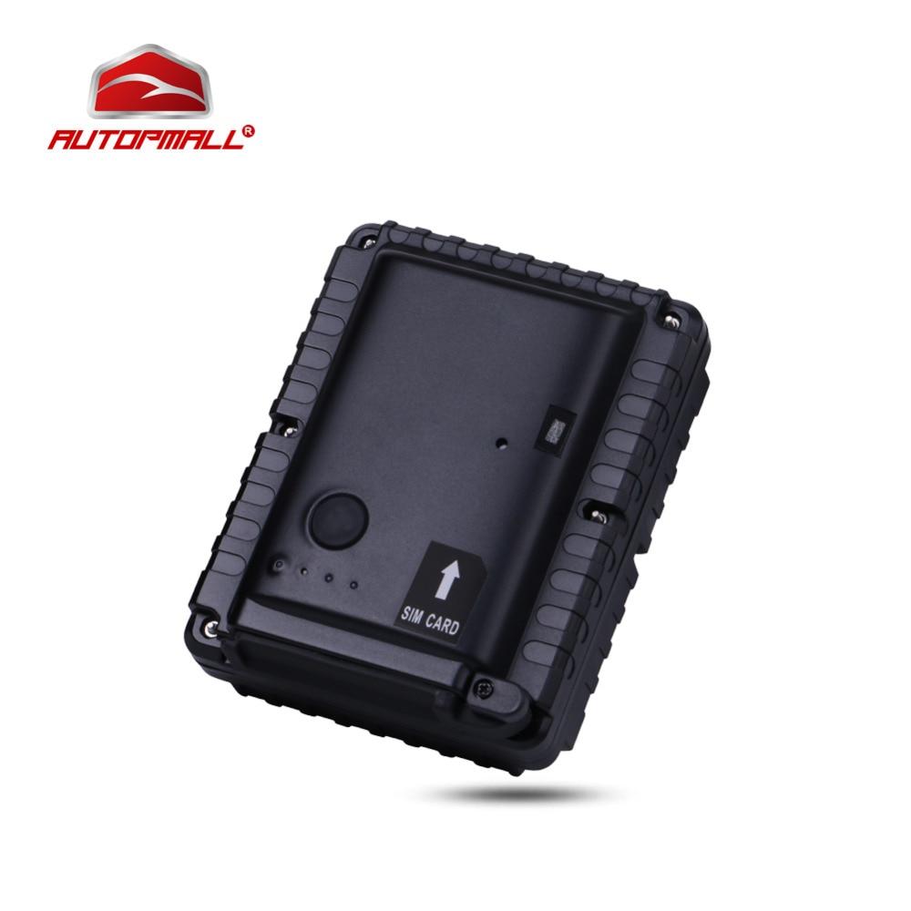 Актив GPS трекер автомобиль отслеживания 10400 мАч Батарея ожидания 1800 дней Водонепроницаемый IPX7 GPS GSM локатор Бесплатная веб-приложение трек t8800se