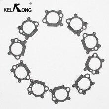Le guarnizioni di montaggio del filtro dellaria KELKONG 10Pcs sostituiscono per la motosega del carburatore Briggs & Stratton 795629 272653 272653S
