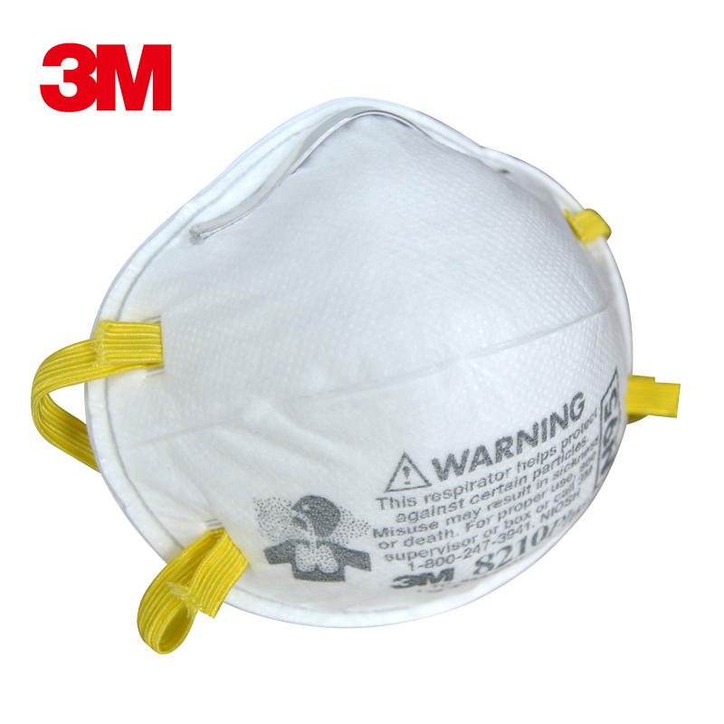Anti 8210 N95 Respirator Pm2 3m 5 Approval Dust Mask