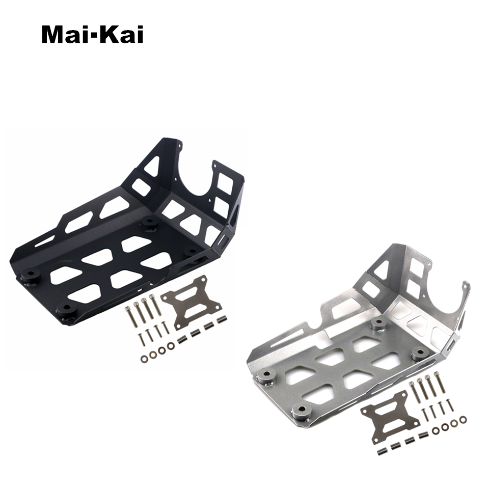 Maikai For Bmw G310 Gs G310 R G310r/gs 2017 2018 Motorcycle Accessories Expedition Skid Plate Engine Chassis Protective Cover Bumpers & Chassis Motorcycle Accessories & Parts