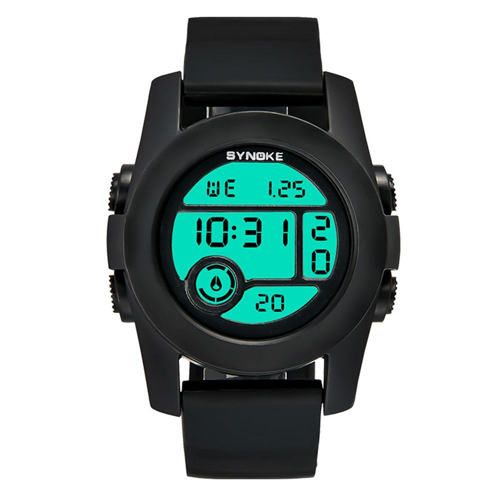 Outdoor Sports Alarm Date Digital Display Students Couple Waterproof Lover Electronics Wrist Watch