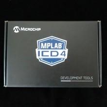 1 pcs x DV164045 Ferramenteria e attrezzi Debugger MPLAB ICD 4 In Circuit Debugger con ICD di Prova Scheda di Interfaccia ICD4