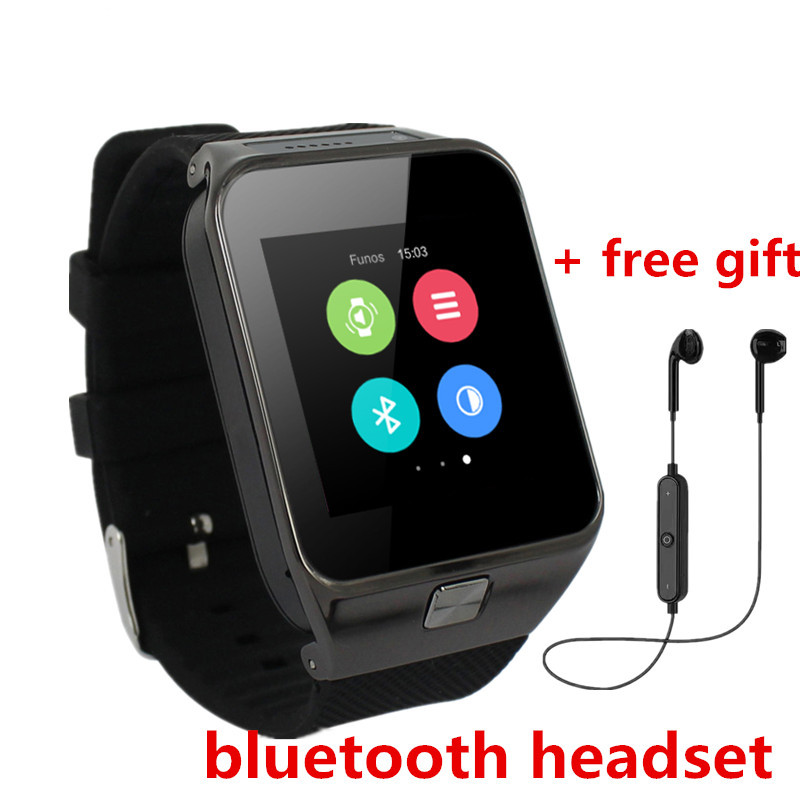 Smart Watch GW06 Smartwatch Android IOS MTK6572 Bluetooth GPS 3G WIFI SIM Card Smart Clock Smart Electronics