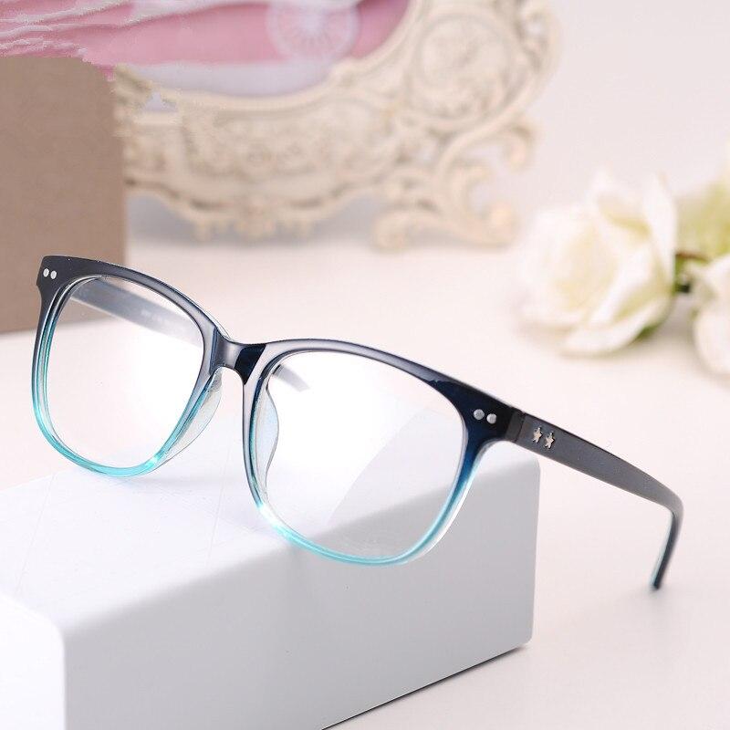 94865f98f5 Gafas cuadradas para mujer, gafas, montura de gafas de lectura óptica para  mujer, montura de gafas para ordenador, gafas de prescripción para hombre,  ...