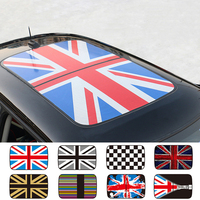 Semitransparent Sunroof Roof Sticker Car Styling For MINI Cooper JCW R55 R56 R57 R58 R59 R60