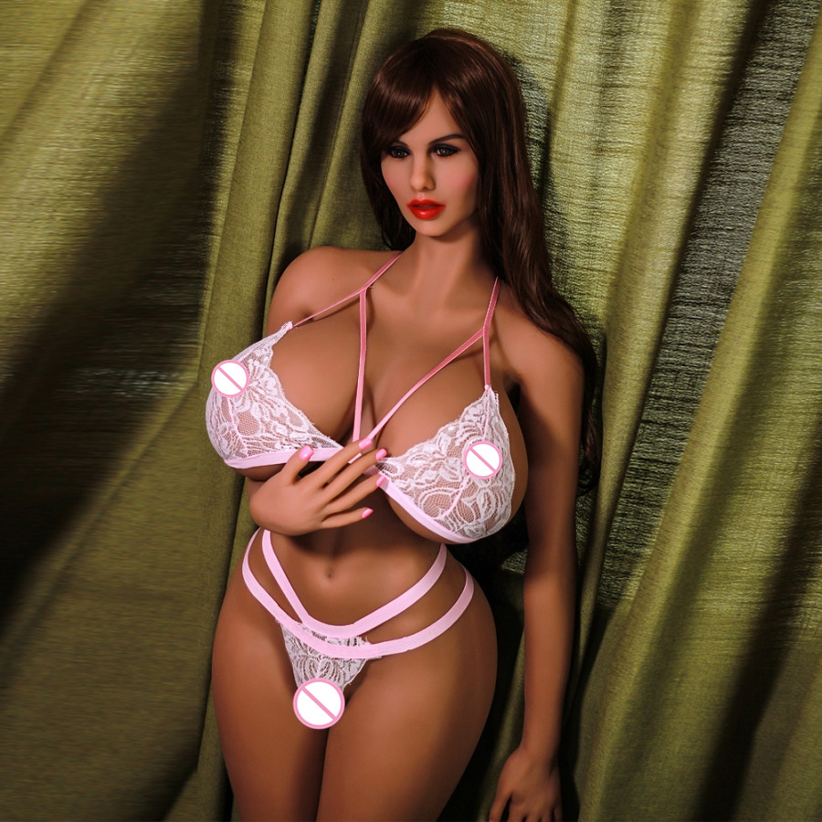 Ailijia 170cm huge breasts Sex doll Life size full TPE with skeleton love doll big breast body for mans sex toy Ailijia 170cm huge breasts Sex doll Life size full TPE with skeleton love doll big breast body for mans sex toy