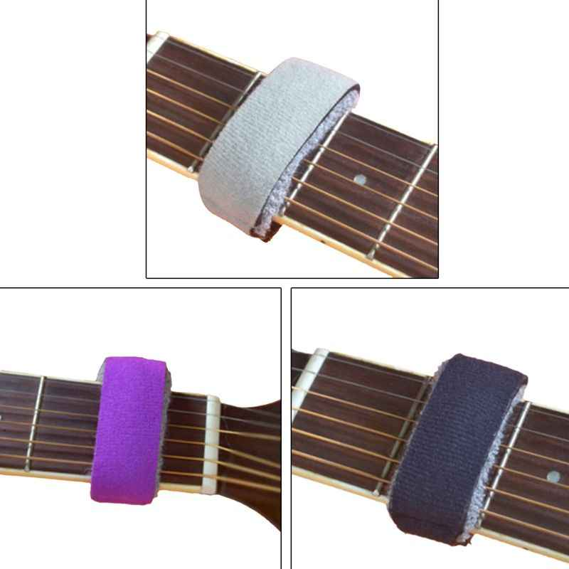 Guitar Fretwraps Strings Mute Muter Fretboard Muting Wraps for Normal 6/7 String Guitars Basses