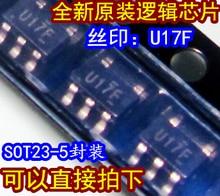 Freeshipping      SN74AUC1G17DBVR U17F SOT23-5 недорго, оригинальная цена