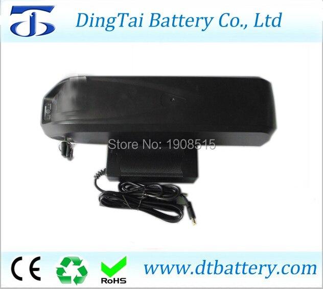 Frame battery 52V 10Ah high power lithium ion battery e bike battery ...