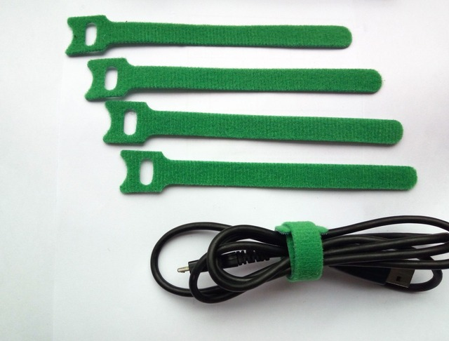 26a5edb66af0 90pcs 200*12mm Green Nylon Reusable Cable Ties with Eyelet Hole back to  back cable tie nylon strap wrap management fasteners