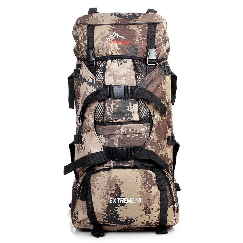 45L Camouflage Tactical Backpack Women Men Hiking Travel Bags Waterproof Military Outdoor Camping Bag Rucksack Shop Online