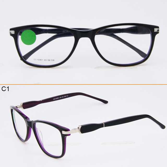 5b62530ddb94 Ready Stock Custom Logo Sticker For Eyeglasses Wholesale China Spectacle  Frame Italy Design Eyeglasses Acetate Optical Frame