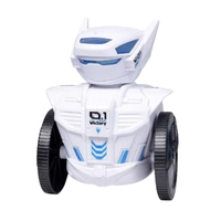 Children'S Watch Remote Control Car Robot Assembling Diy Induction Robot