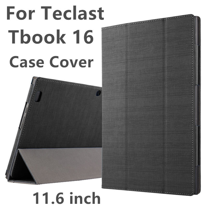 Case For Teclast Tbook 16 Protective Smart cover Protector Leather Tablet PC For Teclast Tbook16 PU Sleeve 11.6 inch Cases Cover luxury print flower pu leather case cover for teclast tbook16 pro tbook 16 pro 11 6 inch tablet stylus pen protection case