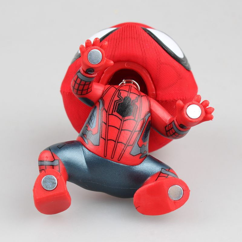 Toys & Hobbies Anime Cartoon Marvel Spider-man Spiderman Pvc Figure Collectible Toy 7-9cm Kt4149 Buy Now