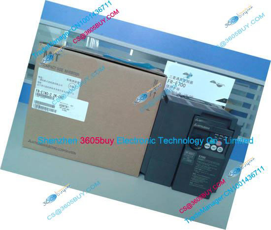 New Original Inverter FR-E740-2.2K-CHT 3Phase 380V 2.2KW 6.0A