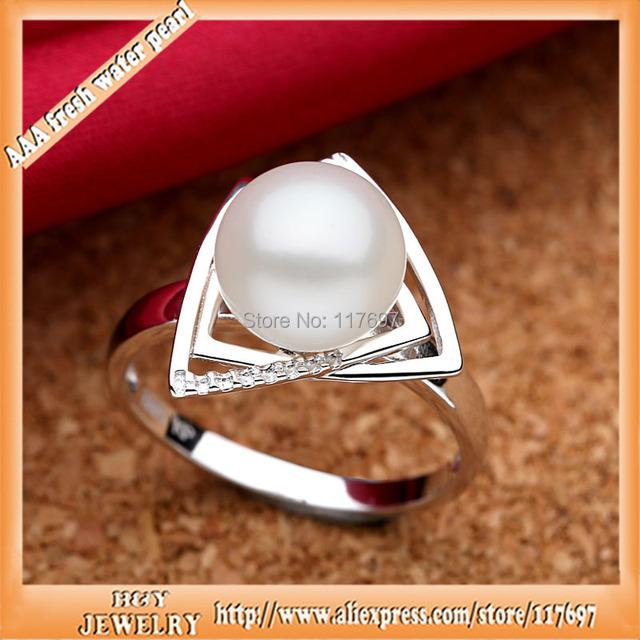 Natural Freshwater Pearl Ring
