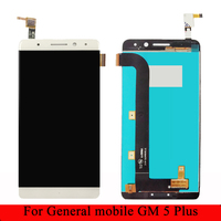 For 5.5'' General mobile GM 5 Plus Touch screen lcd display screen assembly