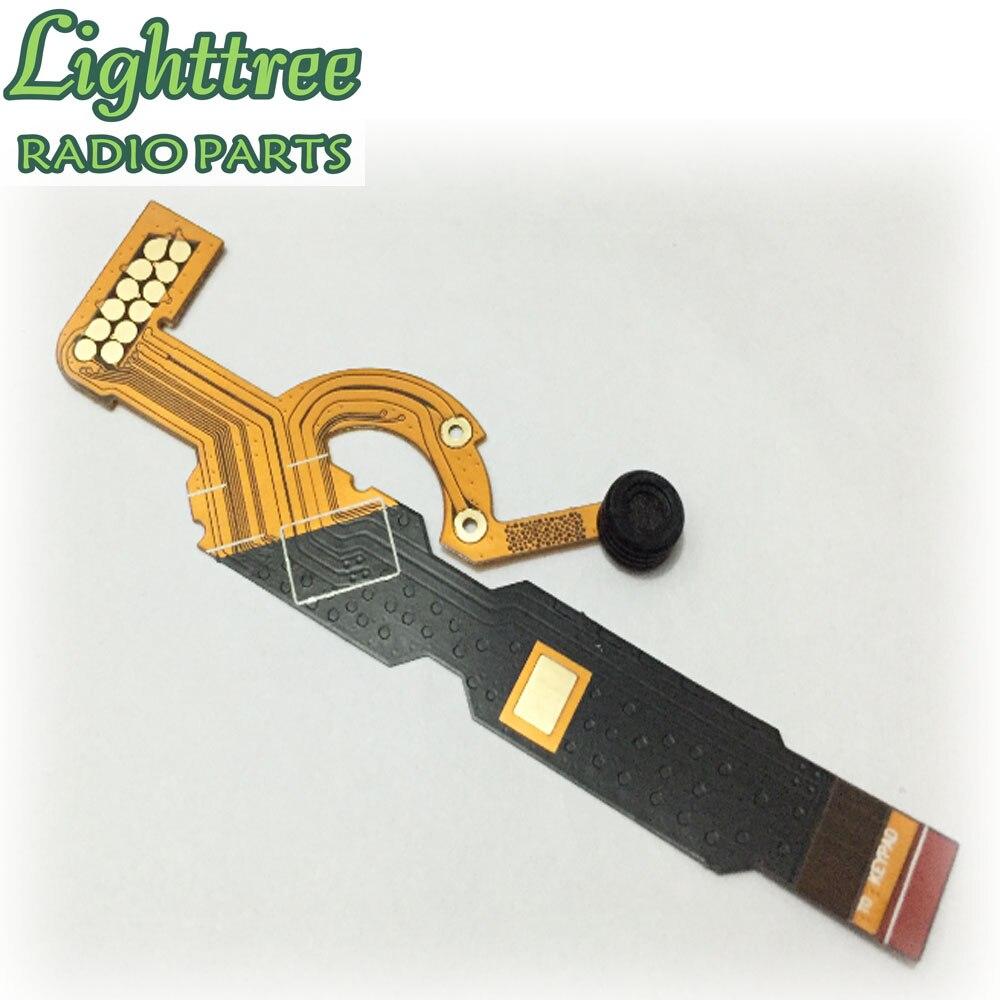 5X Long Flexible Cable For GP338D XIR P8668 P8628 DGP8550 DP4801