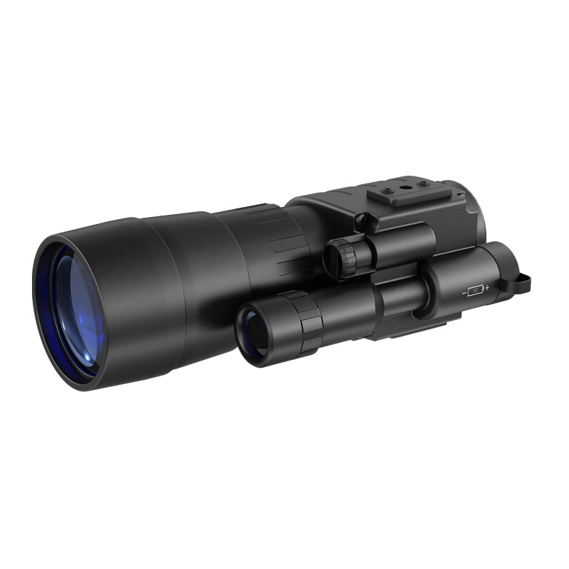 Original Pulsar 74097 3.5x50 night vision monocular Pulsar NV scope Challenger GS 3.5x50 monocular Built-in IR-illuminator цены онлайн