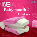 NEW Baby mouth car silicone masturbator,oral sex male masturbator,vagina pocket pussy,Adult Sex toys for men sex products 01