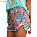 Newly Design Women Lady Sexy Hot Printed Summer High Waist Shorts July14 Drop Shipping