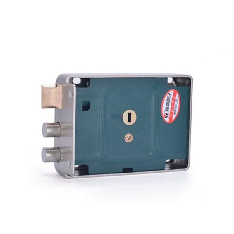Exterior Door Locks Security Anti-theft Lock Multiple Insurance Lock Wood Gate lock lock idling cut edge right open with buckle free shipping dry battery rfid electronic door locks security anti theft lock multiple insurance lock with battery box