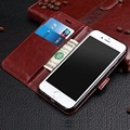 Original Luxurious PU leather Phone Case Mount Stand Holder For iPhone 7 7plus 6 6s 6plus 5 5s Soft TPU Flip Wallet Cover