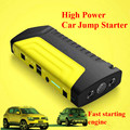 New Design Mini 12V 9000mAh Car Jump Starter Portable 2USB Power Bank 400A Peak Car Charger Safety Hammer SOS Lights Free Ship