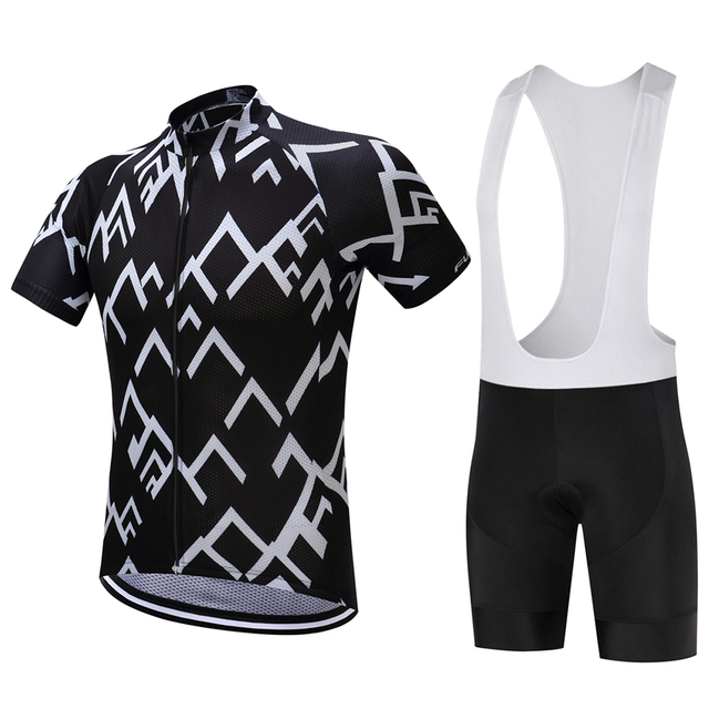 2016 Breathable Bicycle Bike MTB CUBE Cycling Short sleeve Jerseys Clothing/Clothes Pants Bib Sportswear maillot/Roupa Ciclismo