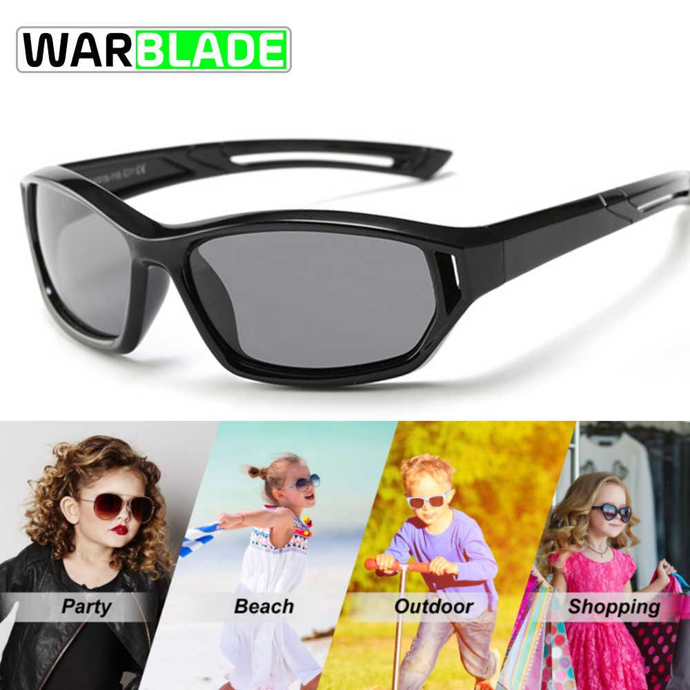 9405ce416d28 WBL Cute Baby Polarized Cycling Sunglasses Kids Child Girls Boys Sport  Goggles TR90 Polaroid Sun Glasses