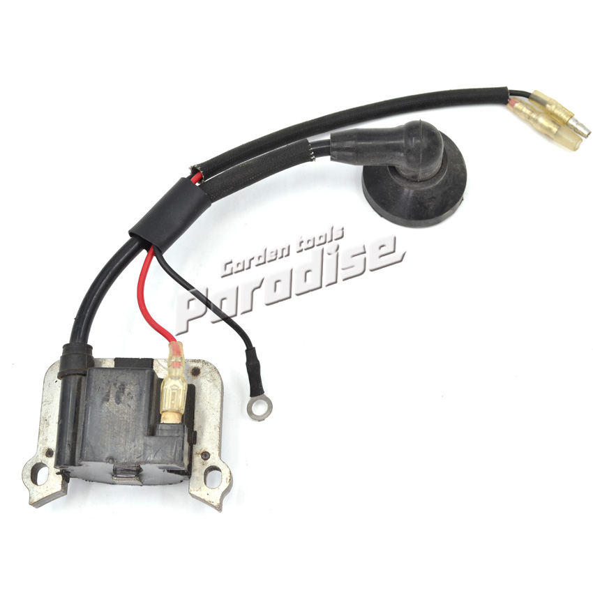 CG360 33CC Ignition Coil for Brush Cutters Parts Trimmer Coil 1E36F Engine Replace