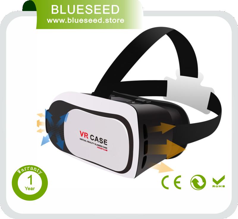 2016 virtual reality simulator 3d cardboard font b vr b font font b glasses b font
