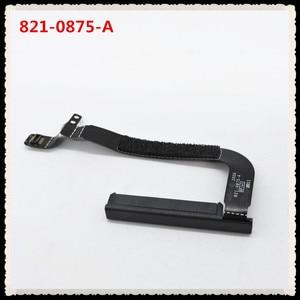 """Image 1 - CABLE HDD para disco duro para Apple MacBook Unibody, 13 """", A1342, finales de 2009, mediados de 2010, MC207, MC516, 821 0875 A"""